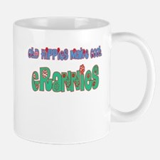 Old Hippie Granny Mug