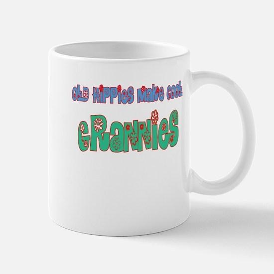Old Hippie Granny Mug