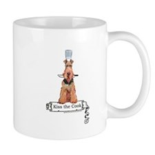 Airedale Terrier Chef Mug