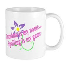 Grandma Is My Name, Spoiling Is My Game Mug