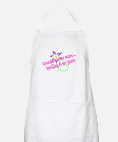 Grandma Is My Name, Spoiling Is My Game BBQ Apron