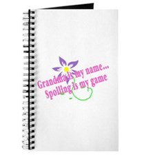 Grandma Is My Name, Spoiling Is My Game Journal
