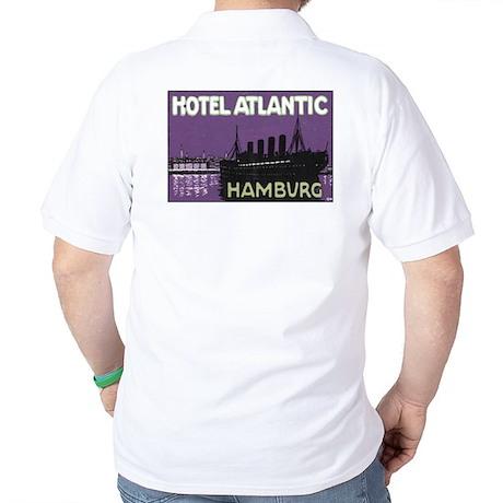 Hamburg Germany Golf Shirt