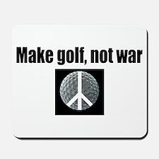 Make golf Mousepad