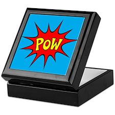 POW! Keepsake Box