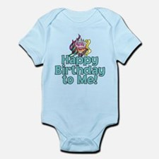 HAPPY BIRTHDAY TO ME! Infant Bodysuit