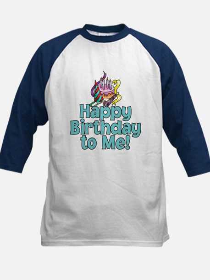 HAPPY BIRTHDAY TO ME! Kids Baseball Jersey