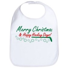 Christmas hockey days Bib