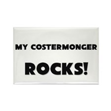MY Costermonger ROCKS! Rectangle Magnet