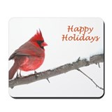Cardinals mousepad Mouse Pads