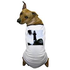 Hunting Island Lighthouse Dog T-Shirt