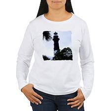 Hunting Island Lighthouse T-Shirt