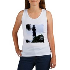 Hunting Island Lighthouse Women's Tank Top
