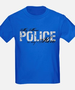 My Mom is My Hero - POLICE T