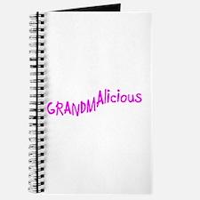 GRAMDAlicious Journal