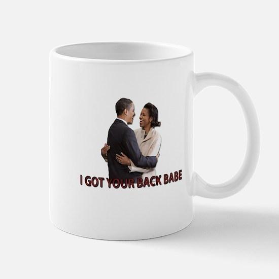 """Barack & Michelle Obama """"I Got Your Back"""