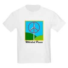 Whirled Peace T-Shirt