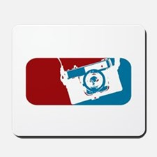 Most Valuble Photographer logo Mousepad