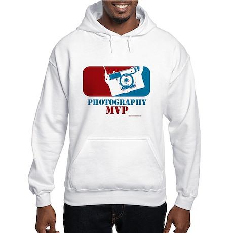Most Valuable Photographer Te Hooded Sweatshirt