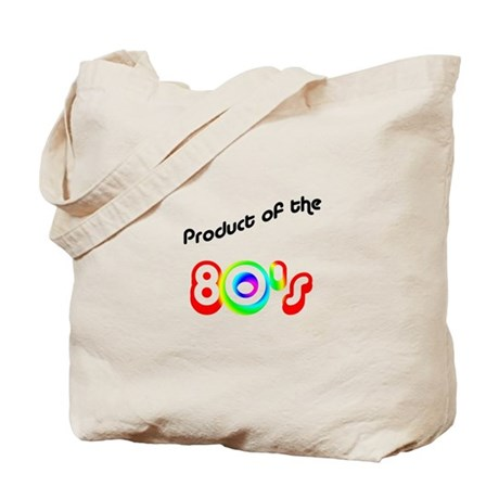 Product of the 80's Tote Bag