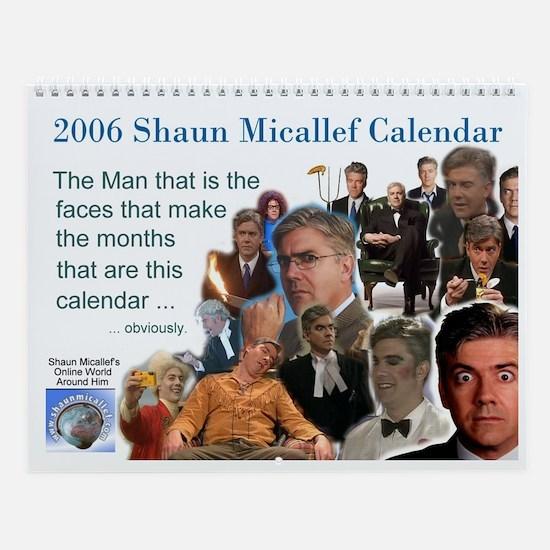 2006 Shaun Micallef Calendar