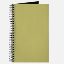 Dark Khaki Color Journal/Notebook