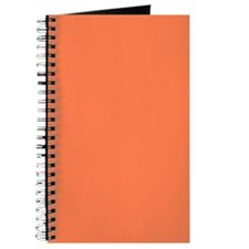 Coral Color Journal/Notebook