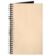 Bisque Color Journal/Notebook