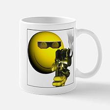Unique Smoking gun Mug