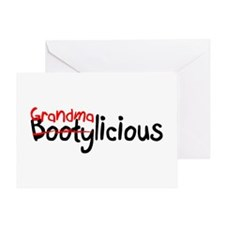 Grandmalicious Greeting Card