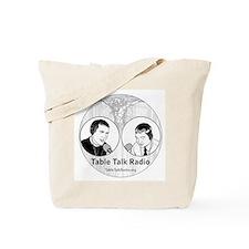 Table Talk Radio Tote Bag
