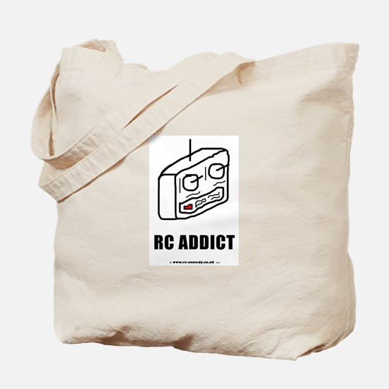 RC Addict Tote Bag