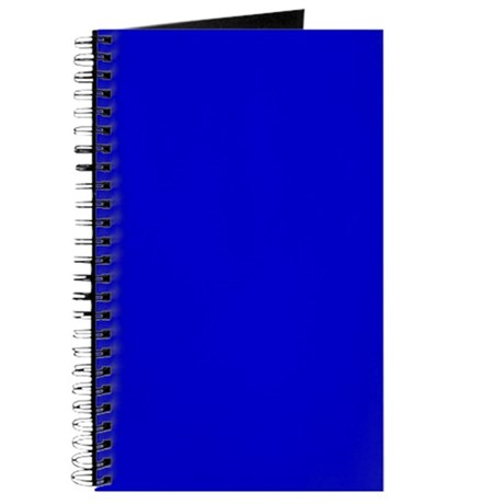 Medium Blue Color Journal/Notebook