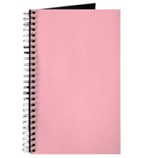 Light Pink Color Journal/Notebook