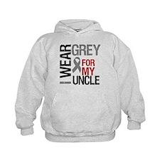 I Wear Grey (Uncle) Hoodie
