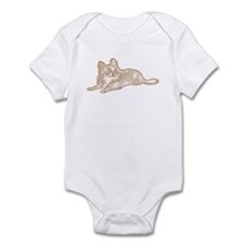 Chihuahua (sketch) Infant Bodysuit