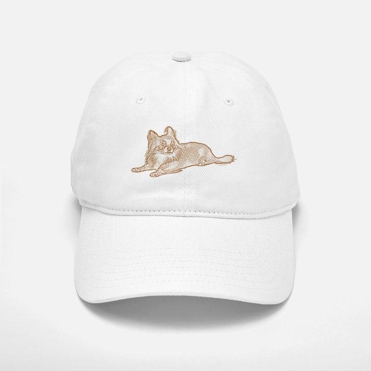 Chihuahua (sketch) Baseball Baseball Cap