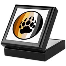 Bear Ball Keepsake Box