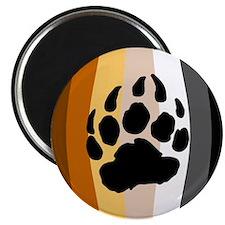 Bear Ball Magnet