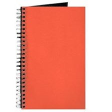 Tomato Color Journal/Notebook
