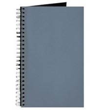 Slate Gray Color Journal/Notebook