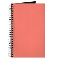 Salmon Color Journal/Notebook