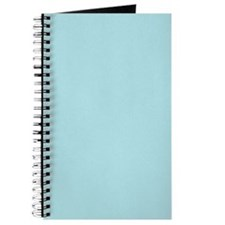 Powder Blue Color Journal/Notebook