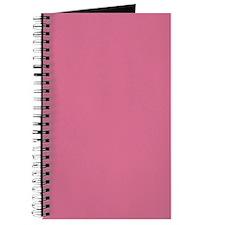 Pale Violet Red Color Journal/Notebook