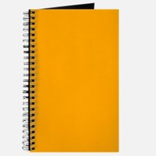 Orange Color Journal/Notebook