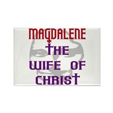 Mary Magdalene Rectangle Magnet