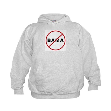 No Alabama Crimson Tide - Kids Hoodie