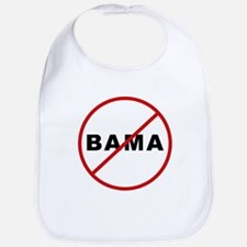 No Alabama Crimson Tide - Bib