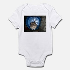 Pichu the chinchilla Infant Bodysuit