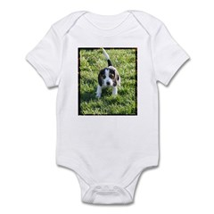 Beagle Baby Infant Bodysuit